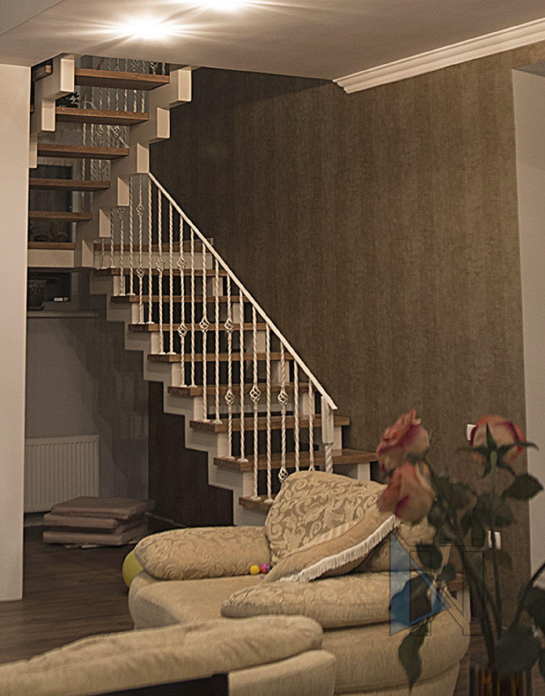 лестница Донецк изготовление металлических каркасов лестниц, лестницы под обшивку деревом Донецк